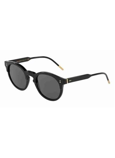 Dolce&Gabbana Dolce & Gabbana 4329 501/R5 50 Ekartman Unisex Güneş Gözlüğü Kahve